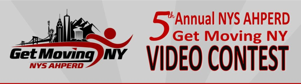 2019 Get Moving NY Video Contest Header