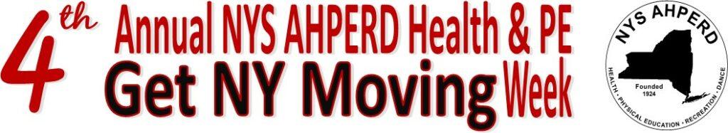 Get Moving NY week header