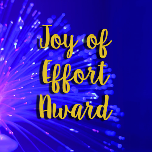 500 x 500 pixels Row 2 #3 Joy of Effort (2)